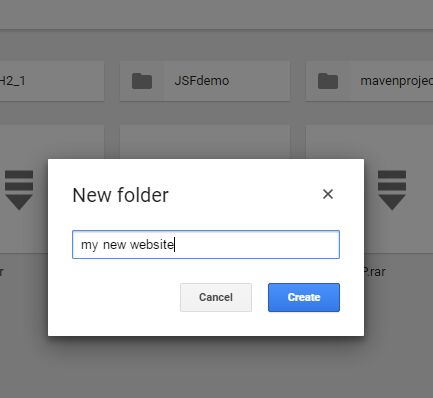 Name Your Folder