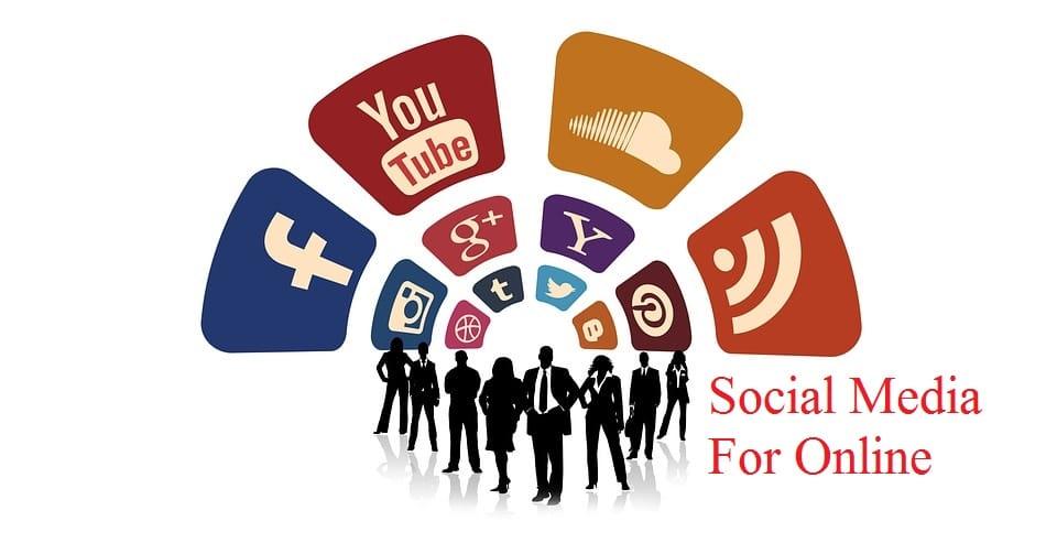Social Media For Online