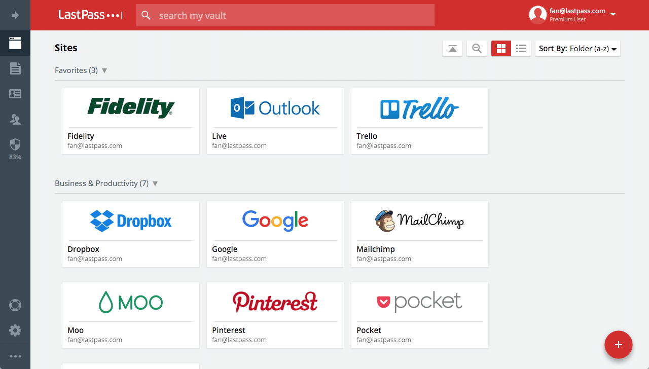 lastpass generate password