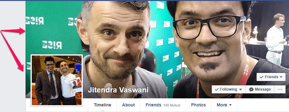 Jitendra Cover photo and Profile Photo