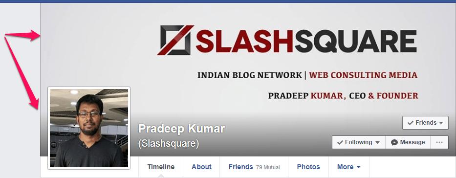 Pradeep Kumar Profile pic and Cover Pic