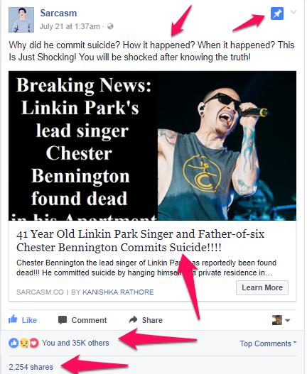 Shocking Post