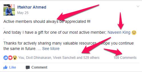 Appreciate Active Member